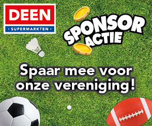 Deen sponsor actie